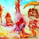 Summertime by Malcolm McCoull