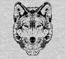 Wolf Black T-Shirt