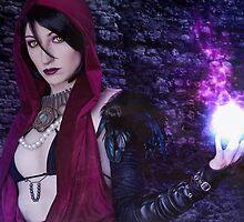 Dragon Age Morrigan by Nebulaluben