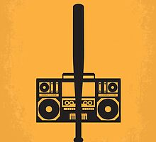No179 My Do the right thing minimal movie poster by JinYong