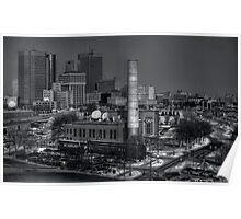 Downtown Winnipeg Poster