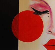 Geisha tear. by robheath