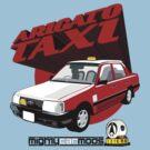 Aregato Taxi  by martinm