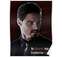 Jay Ryan as Vincent Keller Poster