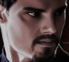 Jay Ryan as Vincent Keller Sticker