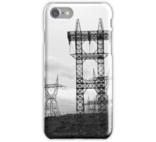 pa pa power iPhone Case/Skin