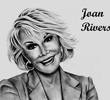 Joan Rivers by Margaret Sanderson