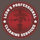 Leon's Professional Cleaning Services by robotrobotROBOT