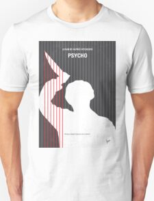 No185 My Psycho minimal movie poster Unisex T-Shirt