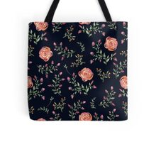 flowers watercolor  Tote Bag