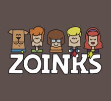Zoinks - Its Mystery Inc by Rob Stephens