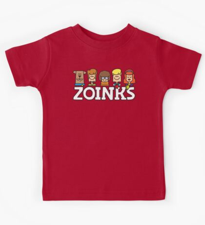 Zoinks - Its Mystery Inc Kids Clothes