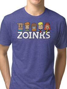 Zoinks - Its Mystery Inc Tri-blend T-Shirt