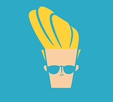 Johnny Bravo by HeySteve