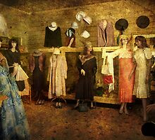 Fashion Frenzy  by Wendi Donaldson