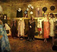 Fashion Frenzy  by Wendi Donaldson Laird