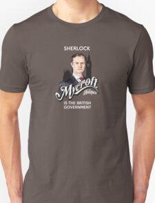 Mycroft T-Shirt