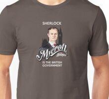 Mycroft Unisex T-Shirt
