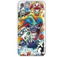 Joker Face Cartoon Iphone Case iPhone Case/Skin