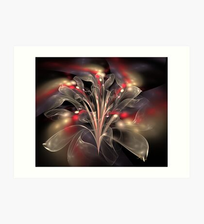 Bloom Fascination Art Print