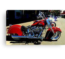 Indiana Motoring!..... Cool !!! Canvas Print