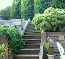 Stairway To Heaven  by John Dicandia  ( JinnDoW )
