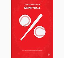 No191 My Moneyball minimal movie poster T-Shirt