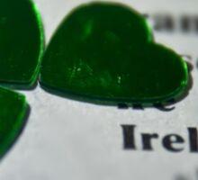 ♥ book series: Ireland  Sticker