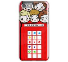 Red Telephone Box Iphone Case iPhone Case/Skin