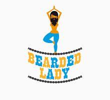 Bearded Lady Unisex T-Shirt