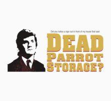 Dead Parrot Storage by FormerlyUnknown
