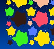 Luma Pattern (Colors) by samaran