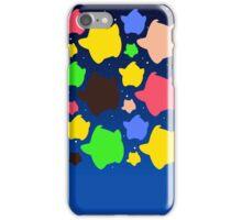 Luma Pattern (Colors) iPhone Case/Skin