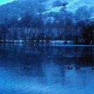 ice lake by cjdec