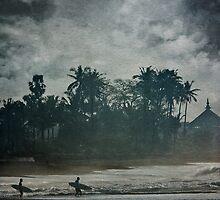 Dawn Patrol by Luis Ferreiro