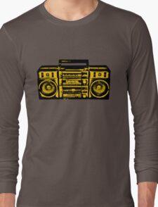 Tape recorder Long Sleeve T-Shirt