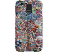 Thor Superhero Comic Iphone Case Samsung Galaxy Case/Skin