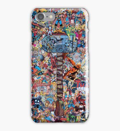 Thor Superhero Comic Iphone Case iPhone Case/Skin