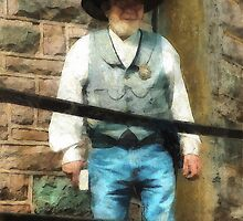 The Old Sheriff by RC deWinter