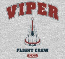 Viper Flight Crew T-Shirt