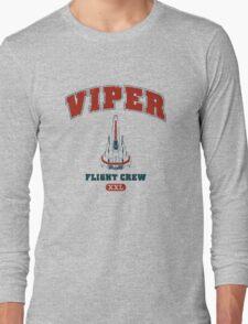 Viper Flight Crew Long Sleeve T-Shirt