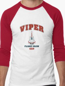 Viper Flight Crew Men's Baseball ¾ T-Shirt