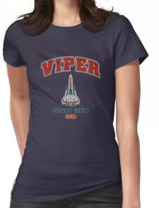 Viper Flight Crew - Dark Womens Fitted T-Shirt
