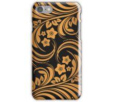 Vintage Floral Iphone Case iPhone Case/Skin