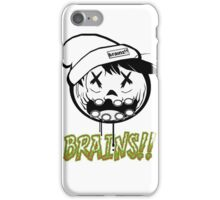 Zombie Neff Brains Iphone Case iPhone Case/Skin