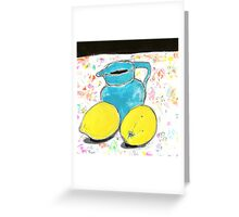 free lemons 1 Greeting Card