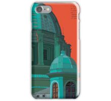 St Peters red and green iPhone Case/Skin
