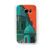 St Peters red and green Samsung Galaxy Case/Skin