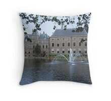 Het Binnenhof Throw Pillow