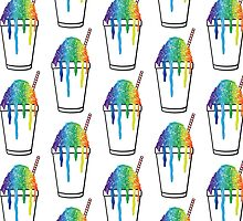 Rainbow Sno-ball by StudioBlack